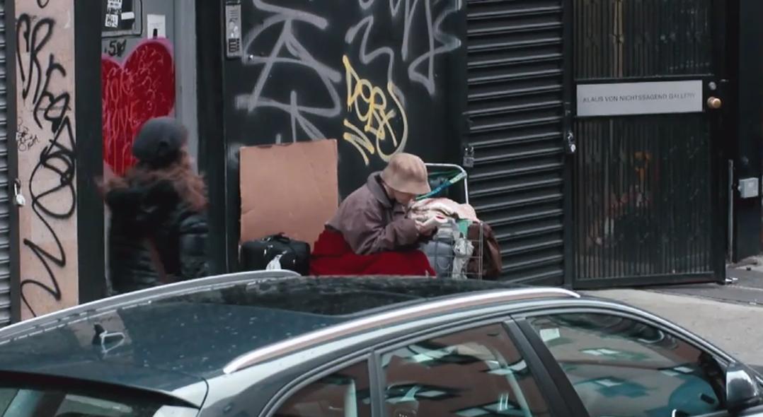 les sans abris sont-ils devenus invisibles ?