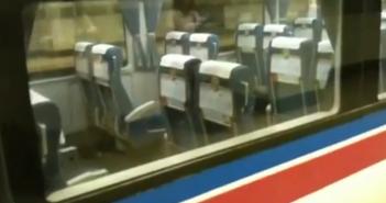 Au Japon les sièges des trains changent de sens au terminus