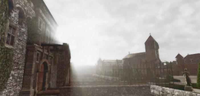 chateau fort cherbourg réalité virtuelle