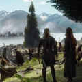 the hobbit the battle of the fives armies trailer