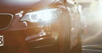publicité BMW M235i