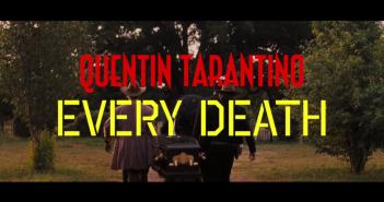 tarantino every death