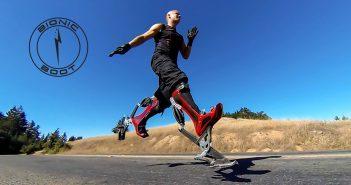 bionic boots Keahi Seymour