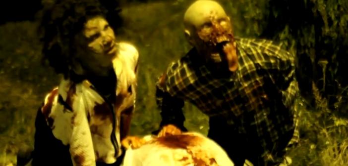 caméra cachée zombies