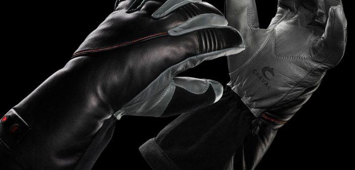 gants chauffants chaval response-xrt