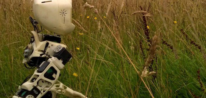 robot poppy impression 3D