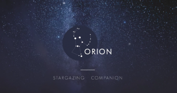 ORION Stargazing companion