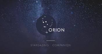 ORION Stargazing companion
