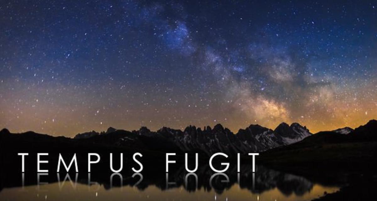 Tempus Fugit - Nicholas Roemmelt