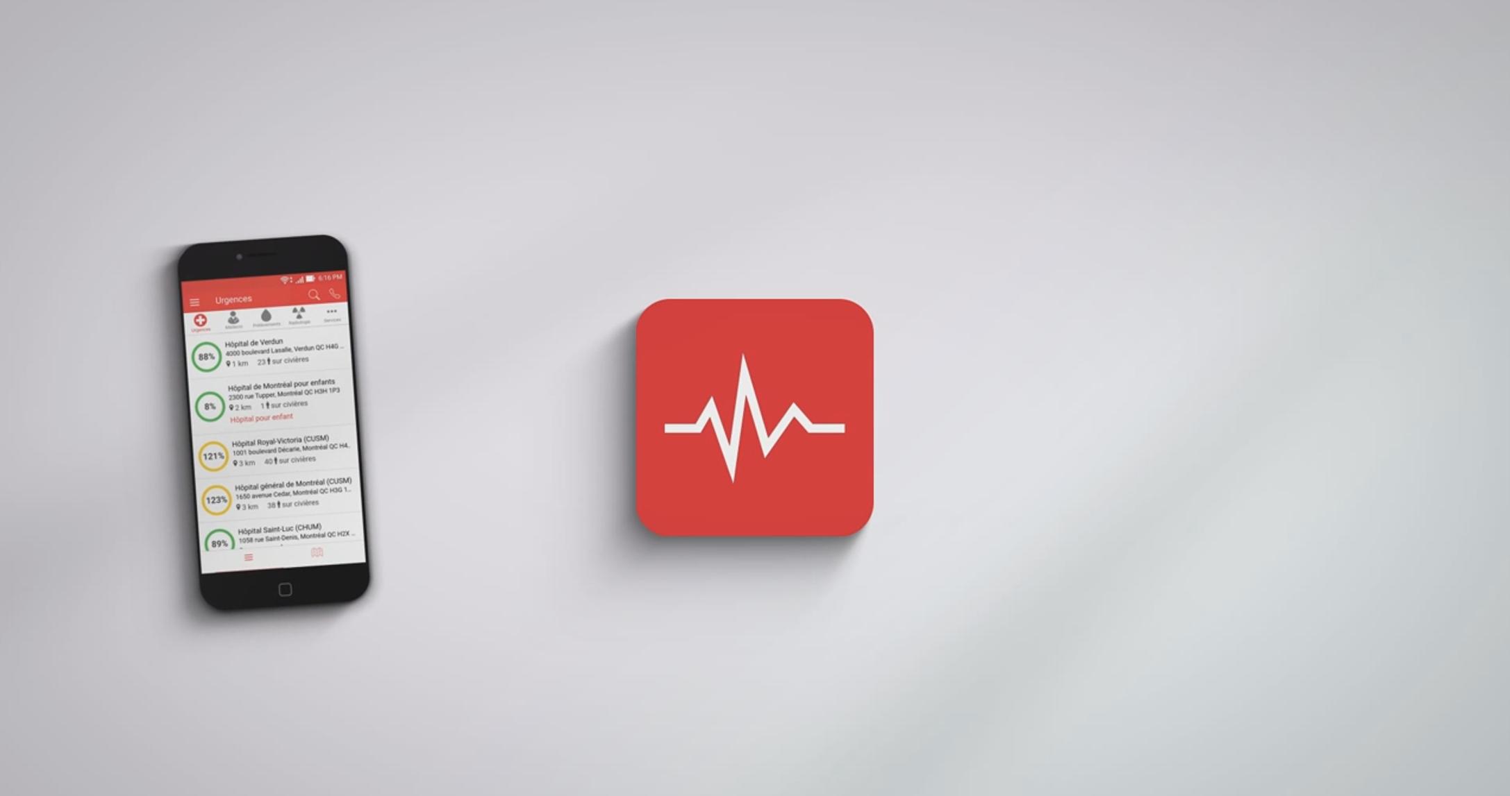 Doctr, l'appli utile en cas de visite aux urgences | DiazMag