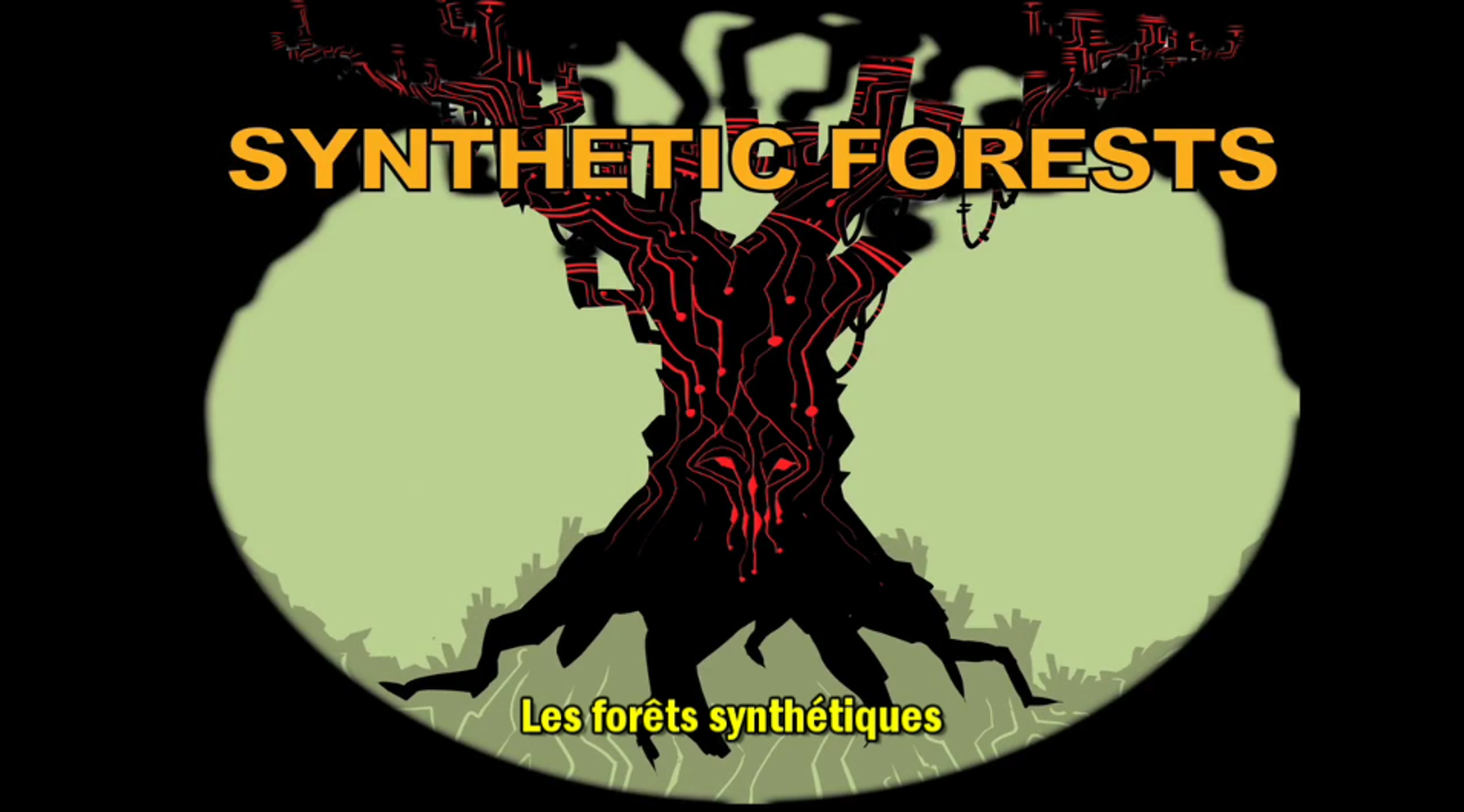 forets artificielles