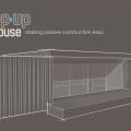 pop-up house