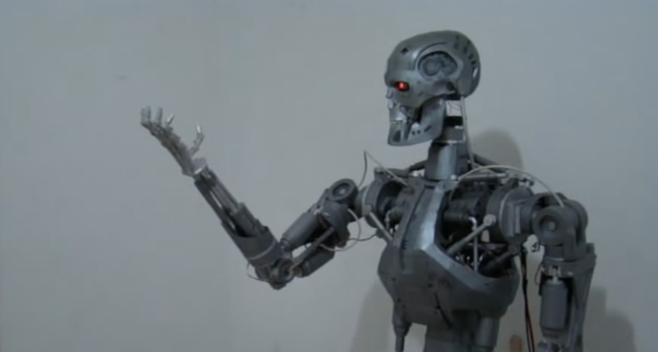 terminator t-800 animatronics