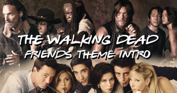 The Walking Dead Friends