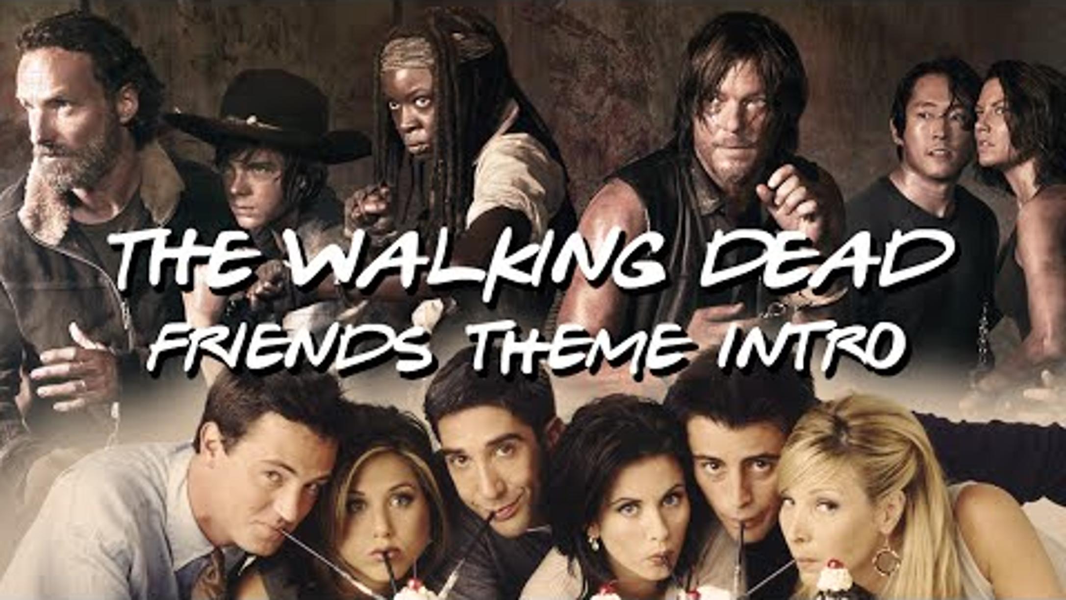 The Walking Dead Friends