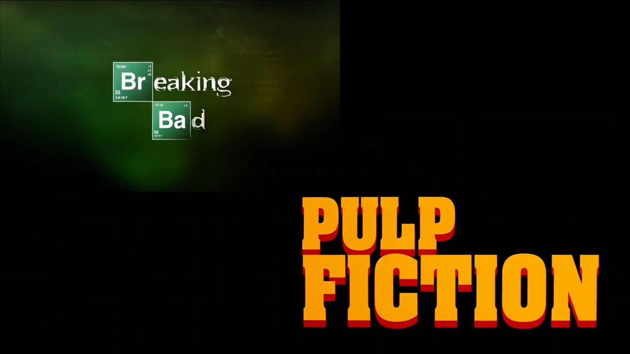 breaking bad pulp fiction