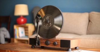 Gramovox Floating Record